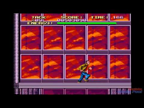 1993 Last Action Hero (SNES) Game Playthrough Retro Game