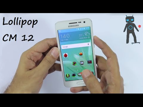 Samsung Galaxy A3 How To Install CM12.1 Un-Official Android 5.1.1 Lollipop CyanogenMod 12.1