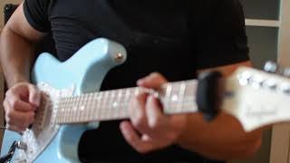 Advanced Legato Concepts Improvisation over Lick 1
