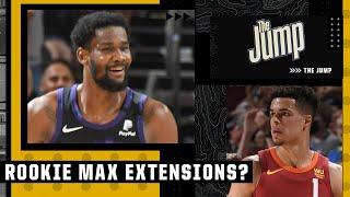 Should Michael Porter Jr. and Deandre Ayton get rookie max extensions?