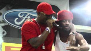 2K11 Dub Show Yung Joc Performance & Young Patron Guesses Which Car Is Joc