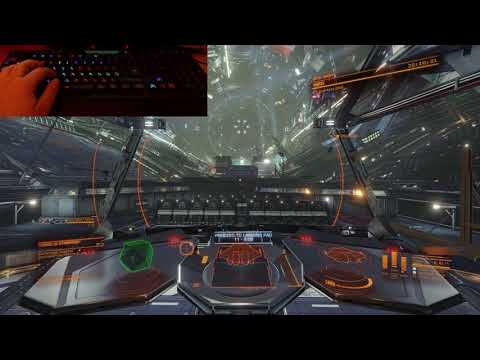 Logitech RBG support in Elite: Dangerous