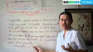 Bài 58: Một số ví dụ về cách dùng động từ phản thân trong tiếng Pháp [Vui]