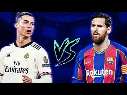 Barcelona Gegen Real Madrid 2021
