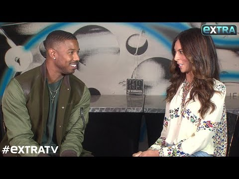 Michael B. Jordan on His Intense 'Creed 2' Diet, Plus: His Sweet Comments About Tify Haddish