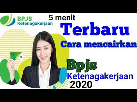 Cara Mencairkan BPJS Ketenagakerjaan Paling Lengkap Terbaru 2020!!.