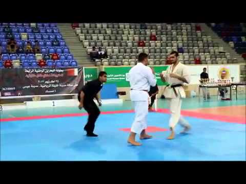 Bahrain kyokushin - 4th national tornament 2013