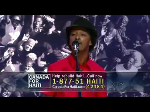 Canada For Haiti - K