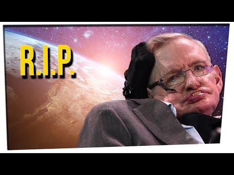 WS - Stephen Hawking Passes Away ft. Steve Greene & DavidSoComedy