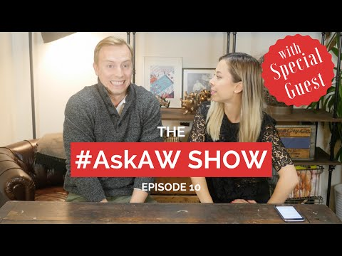 AskAW 10 w/ Andrew Snavely - Dressing your age, Asking out a girl, Colors for Asians, Leather Clogs