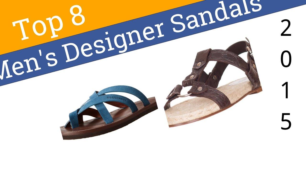 96193774519 8 Best Men's Designer Sandals 2015 - YouTube