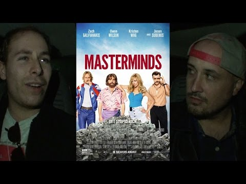 Midnight Screenings - Masterminds w/ Mathew Buck!