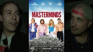 Midnight Screenings - Masterminds w/ Mathew Buck!