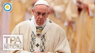 El Papa pidió por Nicaragua | #TPANoticias
