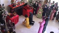 Vietnamese Wedding Tea Ceremony (with Explanations)