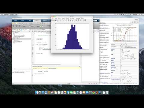 Computational Physics Video 27 - Gaussian Variates Using the Inverse CDF
