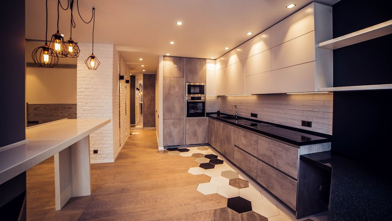Кухня PLATINO mobili Terra 1