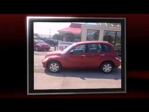 2009 Chrysler PT Cruiser LX-Loaded_CarProof Clean