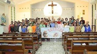 聖安多尼之友會 - 大埔聖母無玷之心堂朝聖 2013年11月