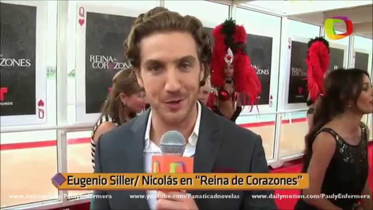 Eugenio Siller 2017 Reina De Corazones