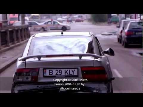 Opel Calibra - 7 seconds