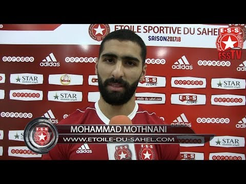 Foot - Mercato - Interview de la nouvelle recrue étoilée Mohammad Mothnani