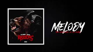 "Listen to the official audio of ""Melody"" by Lil Durk & Tee Grizzley..."