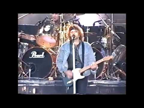 Bon Jovi - Runaway Live From London 1995 (Oficial) THE BEST AUDIO EVER*