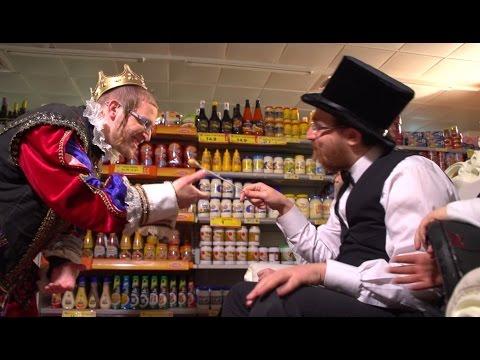 """רובי בנט עם זמר הבית דיויד טויב והתזמורת מציגים: """"המלך"""" David Taub & Ruvi Banet - Music Video"""