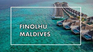 FINOLHU Maldives: VIBRANT ISLAND LUXURY and amazin...