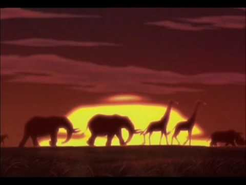 The Lion King 2 He Lives In You French Musical Version Youtube