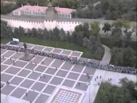 Tours-TV.com: Day of city Astrakhan