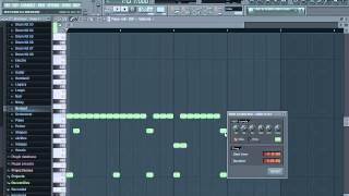 Steve Aoki & Afrojack - No Beef (Remake FL Studio) Tutorial
