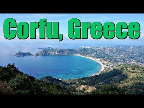 Corfu Island, Greece - BEAUTIFUL Travel Video Guide