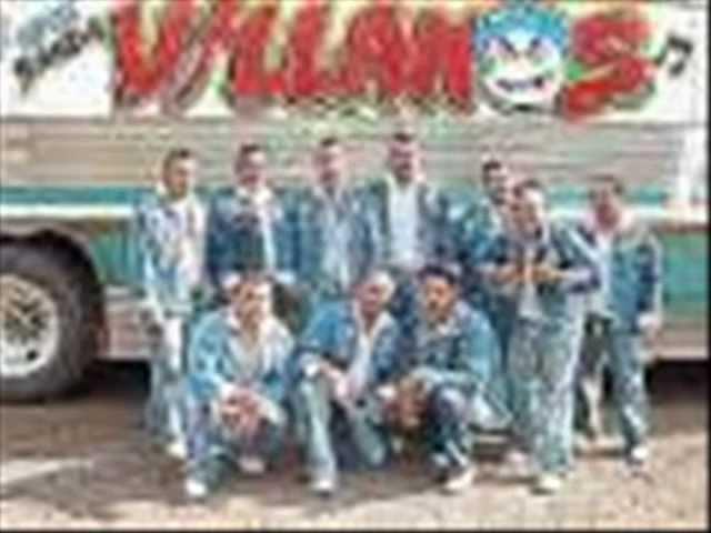 ritmo bañado - banda villanos