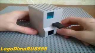 Обзор мини лего диспенсер (V4) (RUS) / Review mini lego candy dispenser (V4)