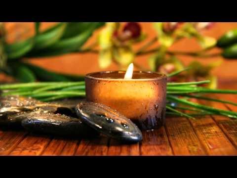 HALF HOUR of Meditation Music with Peaceful Candle - Meditation,Yoga,Reiki,Zen,Relaxing,Sleep