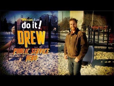 Public Service Hero - DREW
