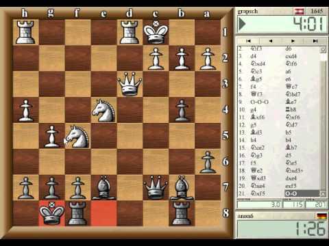Learn Chess - Strategic Play - Opposite Castling - Pawnstorm vs. Centre Break (Level 3)