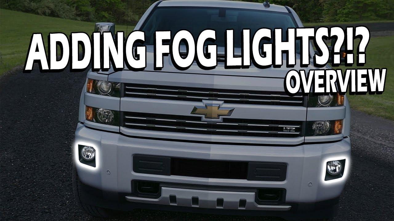 [NRIO_4796]   2014-2018 Fog Light Harness Overview - Silverado/Sierra   Gen5 DIY - YouTube   2015 Silverado Fog Light Wiring Harness      YouTube