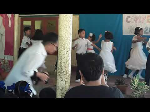 Antioch school group dance competition by class 4