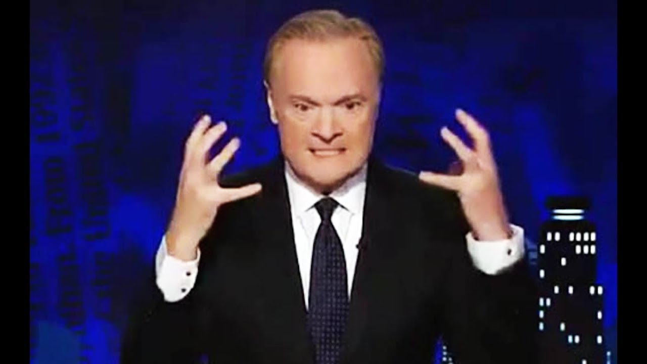 Was Lawrence O'Donnell's meltdown video leaked on purpose?