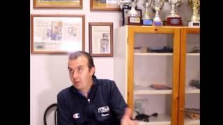 IL CT DELLA NAZIONALE SIMONE PIANIGIANI OSPITE DELL