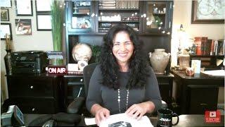 5:15 PM PST Monday Night Prophecy Broadcast w/Evangelist Anita Fuentes