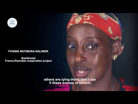 YVONNE MUTIMURA-GALINIER:  Nutritionist Franco-Rwandan cooperation project