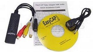 Обзор карты захвата видео EasyCAP USB 2.0(Обзор карты захвата видео EasyCAP USB 2.0., 2014-05-12T20:24:40.000Z)