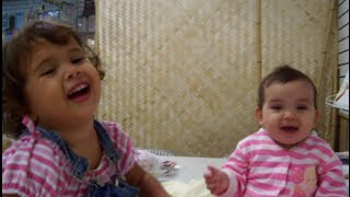 THE BEST BABY GIGGLES - throwback thursday