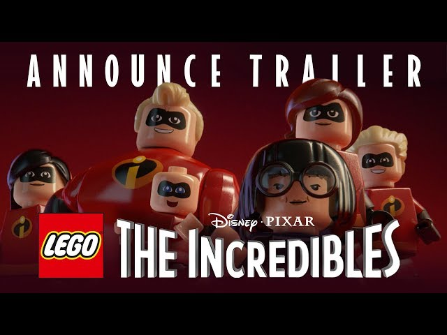 Lego: The Incredibles (видео)