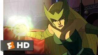 Hulk Vs. (4/5) Movie CLIP - Sif and Enchantress (2009) HD