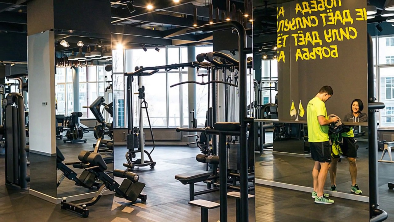 Fitnes Club Interior Designs Decorating Ideas Palestra Fitness Club Youtube